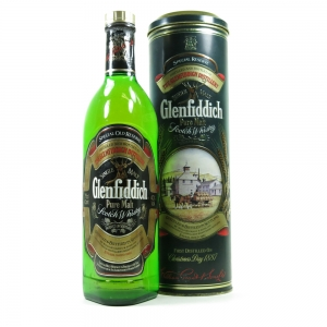 Glenfiddich Pure Malt 1990s
