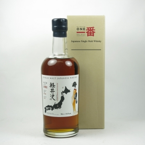 Karuizawa 1981 Single Cask #6256 front