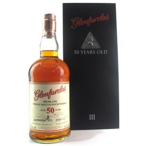 Glenfarclas 50 Year Old Collector Series III