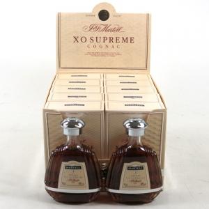 Martell XO Supreme Cognac 10 x 5cl