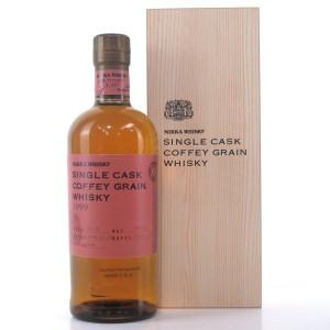 Nikka 1999 Coffey Grain Single Cask #197772