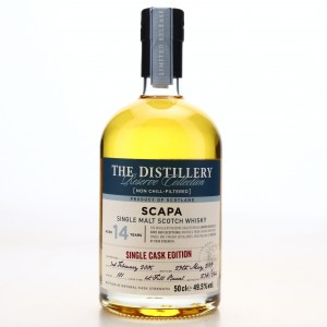 Scapa 2005 Reserve Collection 14 Year Old 50cl / Single Cask Edition