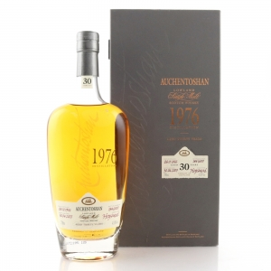 Auchentoshan 1976 Single Cask 30 Year Old