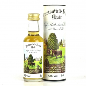 Bowmore 10 Year Old Prestonfield House Miniature 5cl