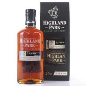Highland Park 2003 Single Cask 14 Year Old #5708 / Taiwan Duty Free
