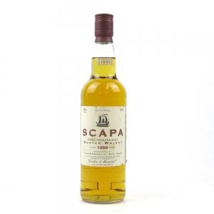 Scapa 1988 Gordon and MacPhail