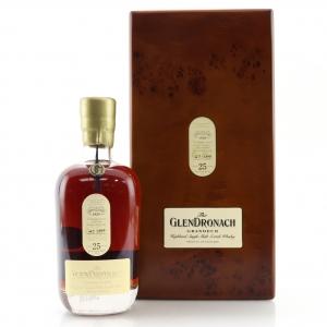 Glendronach Grandeur 25 Year Old Batch #008