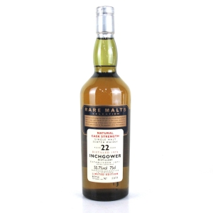 Inchgower 1974 Rare Malts 22 Year Old 75cl / 55.7%