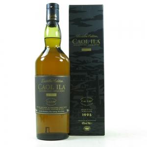 Caol Ila 1995 Distiller's Edition