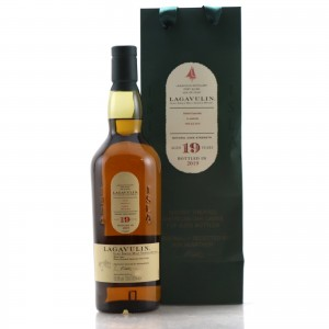 Lagavulin 19 Year Old Cask Strength / Feis Ile 2019