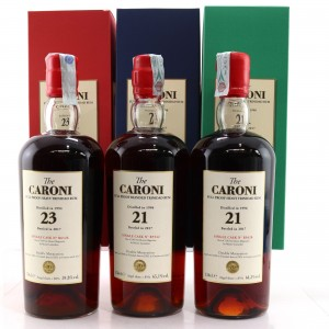 Caroni Magnum Collection 3 x 1.5 Litre / Velier 70th Anniversary