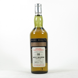 Millburn 1975 Rare Malt 18 Year Old