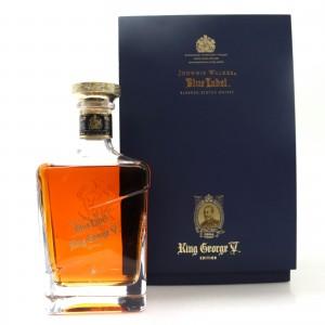 Johnnie Walker Blue Label King George V 75cl