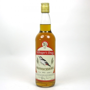 Mannochmore 18 Year Old Manager's Dram 1997