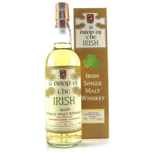 A Drop of The Irish Blackadder Raw Cask Single Malt Whiskey