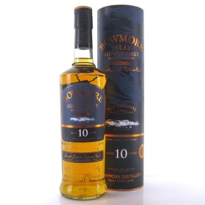 Bowmore Tempest 10 Year Old Batch #2