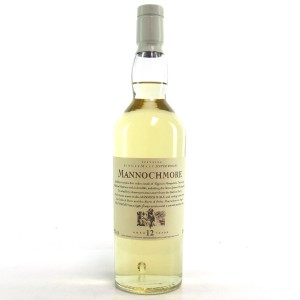 Mannochmore 12 Year Old Flora and Fauna / White Cap