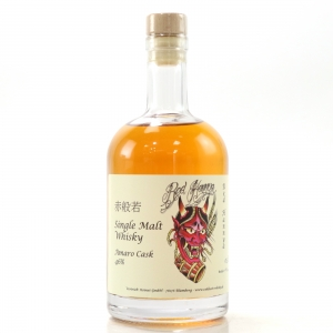 Red Hannya Amaro Cask 50cl
