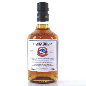 Edradour 2006 Single Cask / Nepal 2015 Earthquake