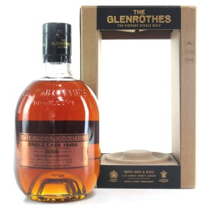 Glenrothes 2006 Single Cask #5454 / UK Exclusive