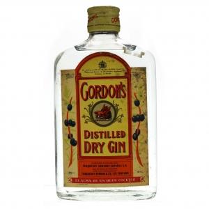 Gordon's Dry Gin 35cl 1970s