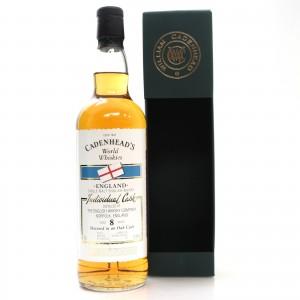 English Whisky Co 8 Year Old Cadenhead's