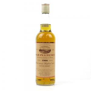 Old Pulteney 1969 Gordon and MacPhail