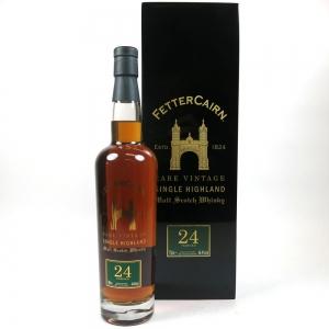 Fettercairn 1984 24 Year Old