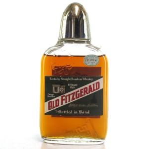 Old Fitzgerald 1963 Bonded 6 Year Old Half Pint / Stitzel-Weller
