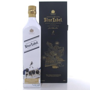Johnnie Walker Blue Label Great Inventions 75cl / Taiwan Edition