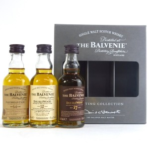 Balvenie Tasting Collection Miniatures 3 x 5cl