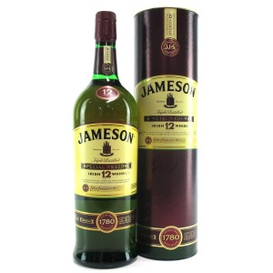 Jameson 12 Year Old Special Reserve 1 Litre