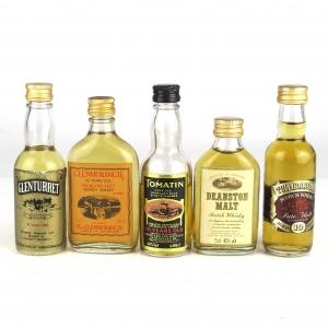 Highland Miniature Selection x 5