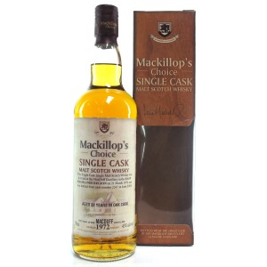 Macduff 1972 Mackillop's Choice 32 Year Old 75cl / US Import