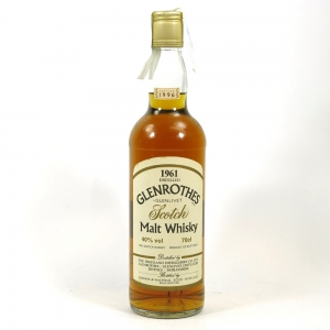 Glenrothes 1961 Gordon and Macphail Front