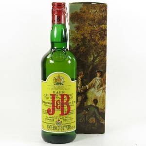 J&B Rare 1980s 75cl