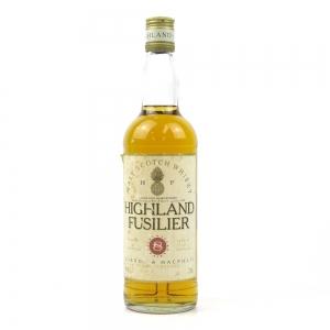 Highland Fusilier 8 Year Old Blended Malt