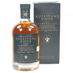 Sullivans Cove Bourbon Cask Batch HH0264