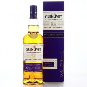Glenlivet Captain's Reserve