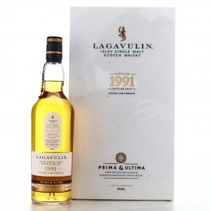 Lagavulin 1991 Prima and Ultima 28 Year Old