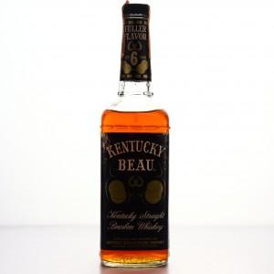 Kentucky Beau 6 Year Old Straight Bourbon 1970s