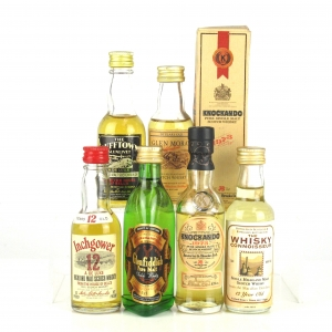 Speyside Miniature Selection x 6