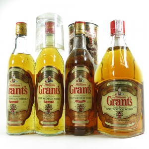 Grant's Family Reserve Selection / 1.75 Litre and 3 x 70cl