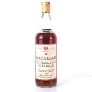 Macallan 1938 Gordon and MacPhail