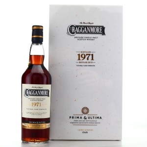 Cragganmore 1971 Prima and Ultima 48 Year Old