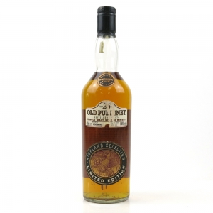 Old Pulteney 1974 Highland Selection 26 Year Old