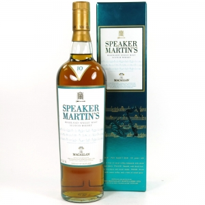 Macallan Speaker Martin Third Release
