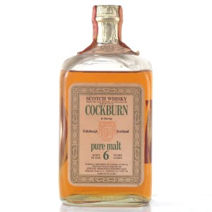 Cockburn 6 Year Old Pure Malt 1970s