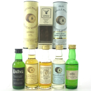 Ardbeg Miniature Selection 5 x 5cl