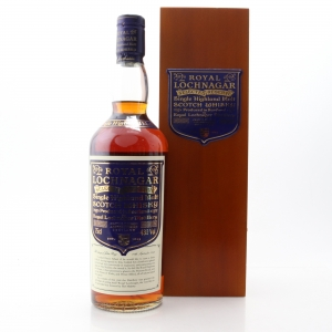 Royal Lochnagar Selected Reserve 75cl / Taiwanese Import